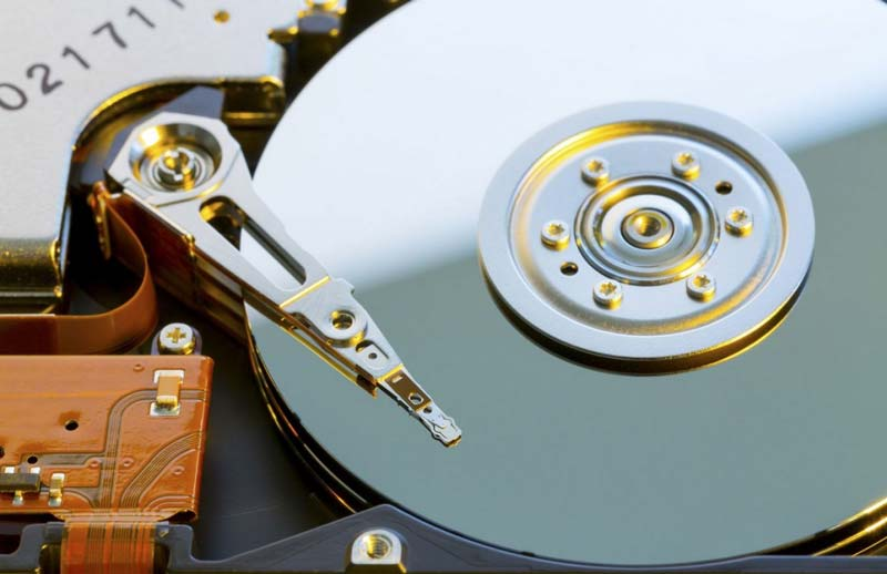 hdd into
