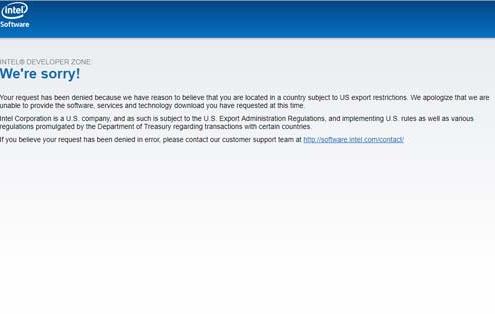 Intel-boycott